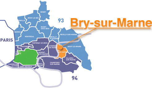 Bry sur Marne
